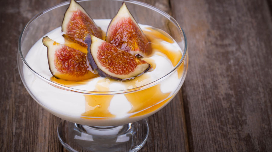 No, Greek yogurt isn't from Greece