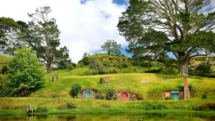 Amazon's 'Lord of the Rings' TV series will be filmed in New Zealand
