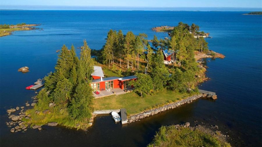 This amazing island in Sweden is on sale for just $1.4 million