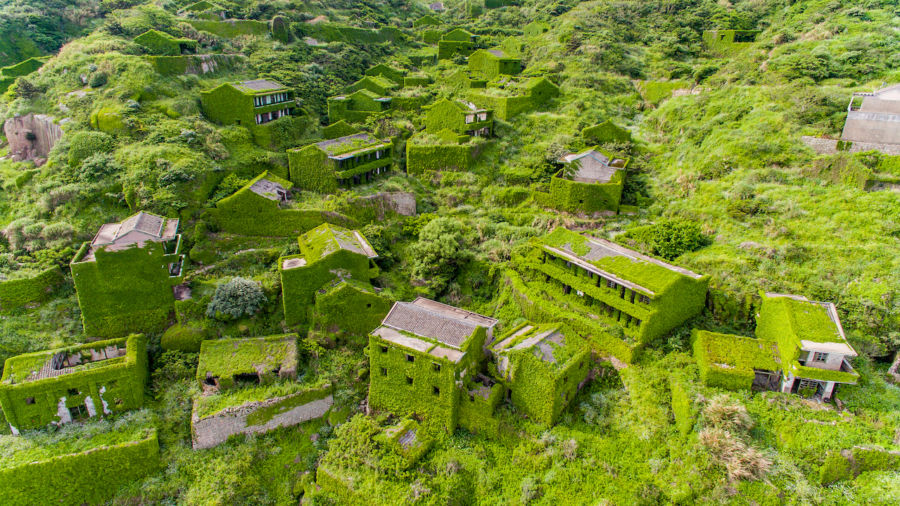 The 5 creepiest ghost towns in Asia