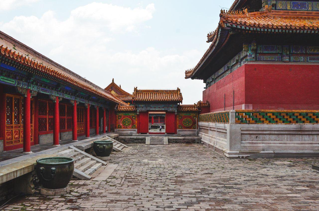 Inner Court of Forbidden City