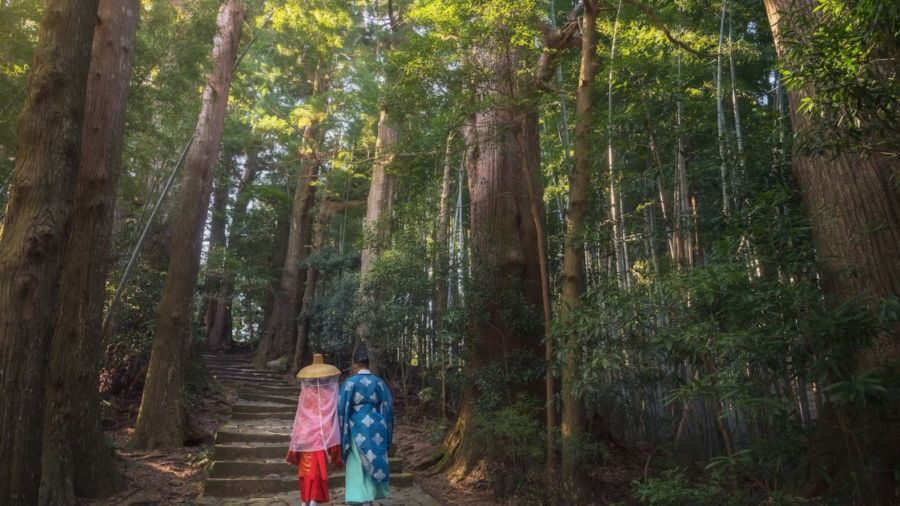 A 4-part itinerary for one incredible trek through Japan