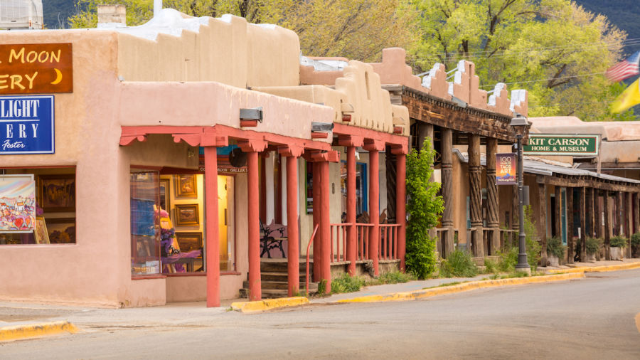 How to spend 48 hours in Taos, New Mexico