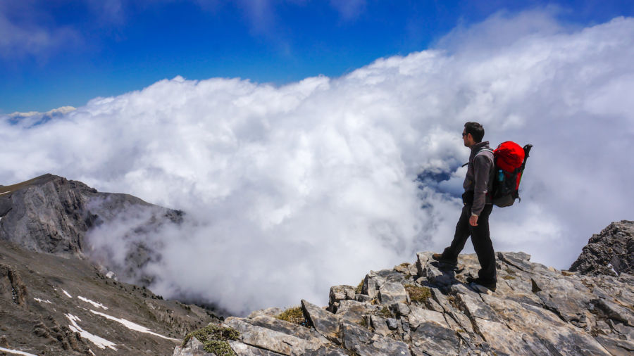 From Athens to the home of the gods: hiking Mount Olympus