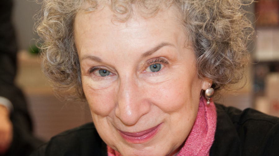 Take a trip around Canada's east coast with Margaret Atwood, the author of 'The Handmaid's Tale'