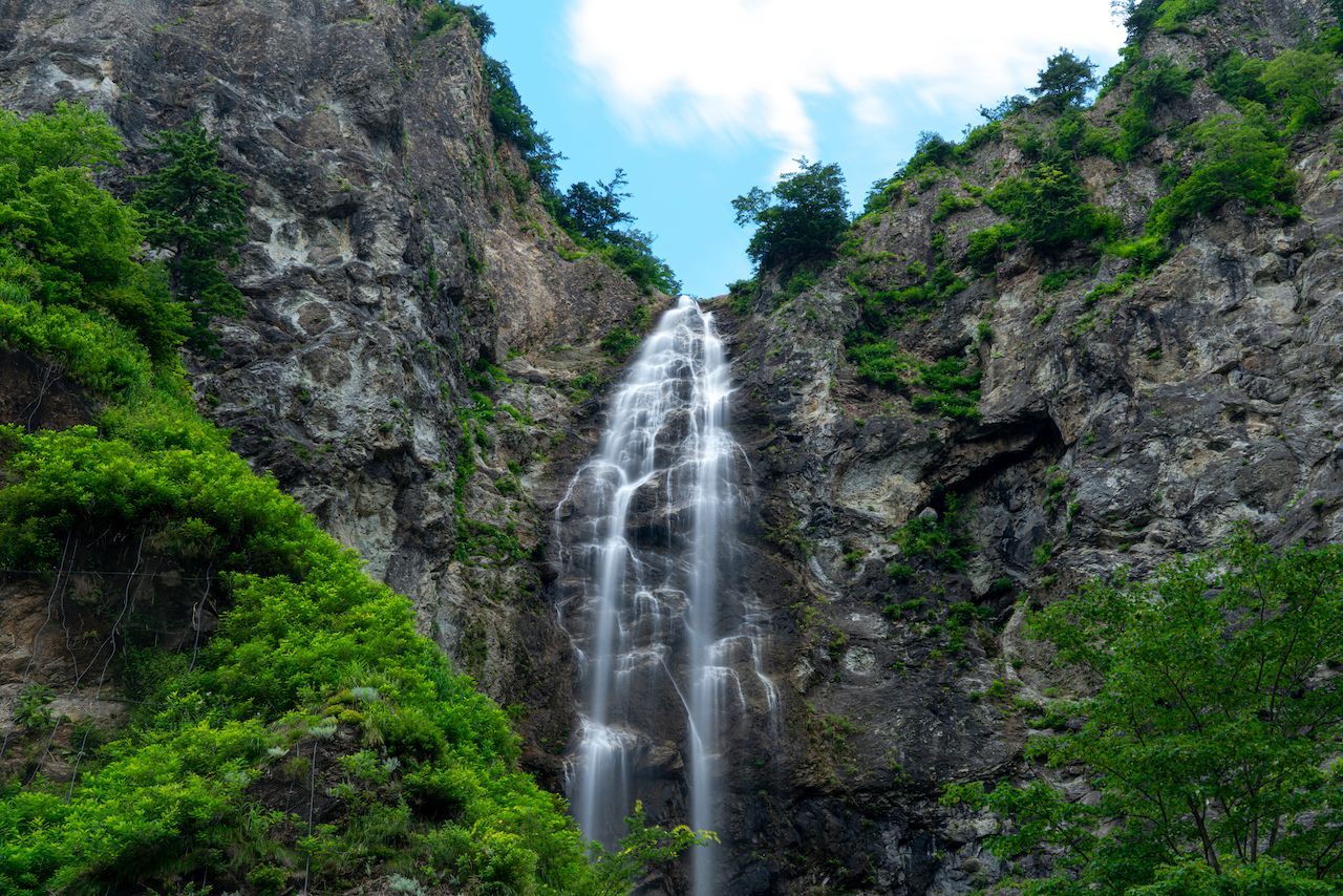 Mount Haku, Japan