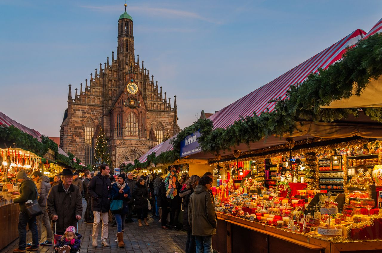 Best Christmas markets in Europe tours