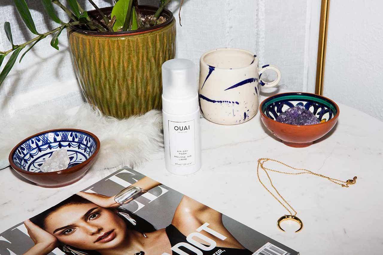 OUAI hair product