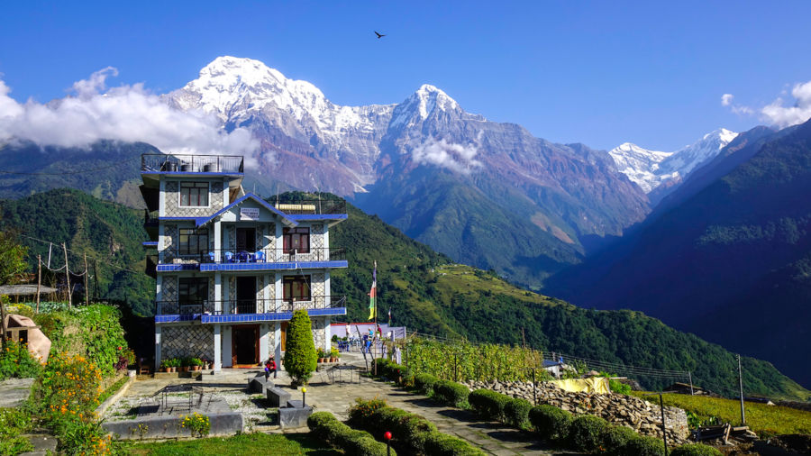 5 alternative teahouse treks in Nepal with no crowds