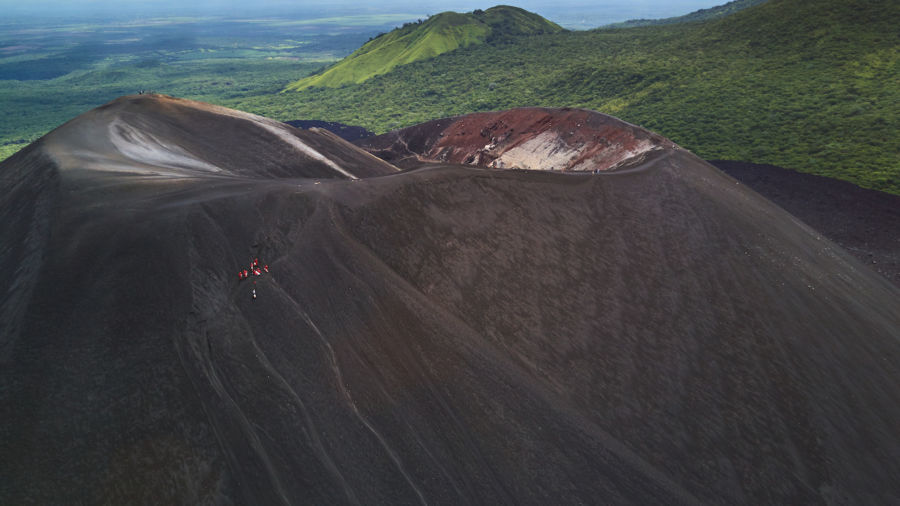 4 of the coolest day hikes up volcanoes in Nicaragua