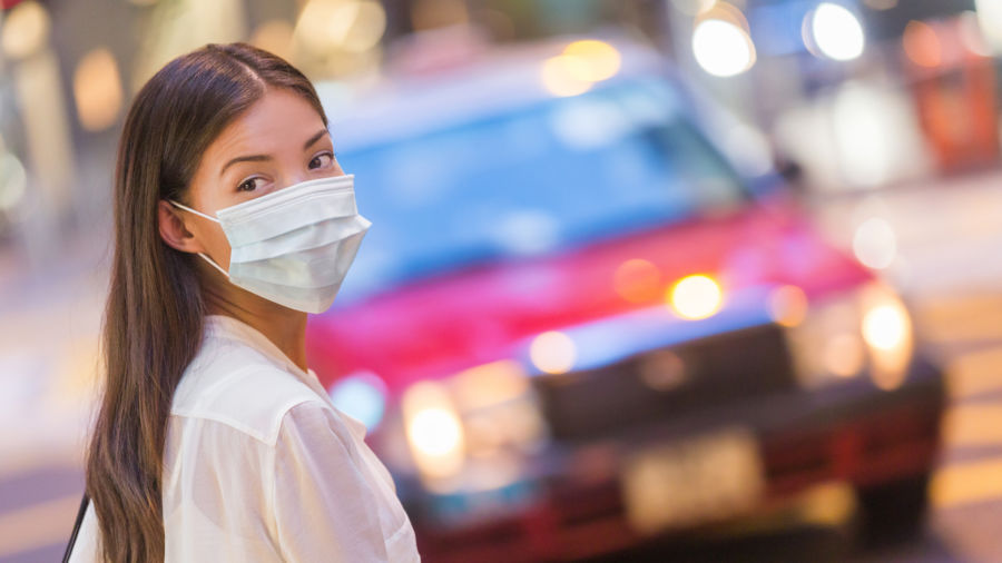 The real reason wearing a surgical mask is so popular in Asia