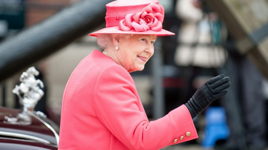 The Queen of England is looking for a live-in housekeeper