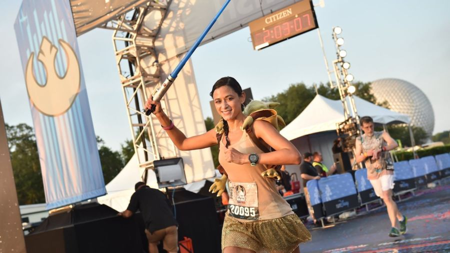 Florida is the place for (fun) destination running races