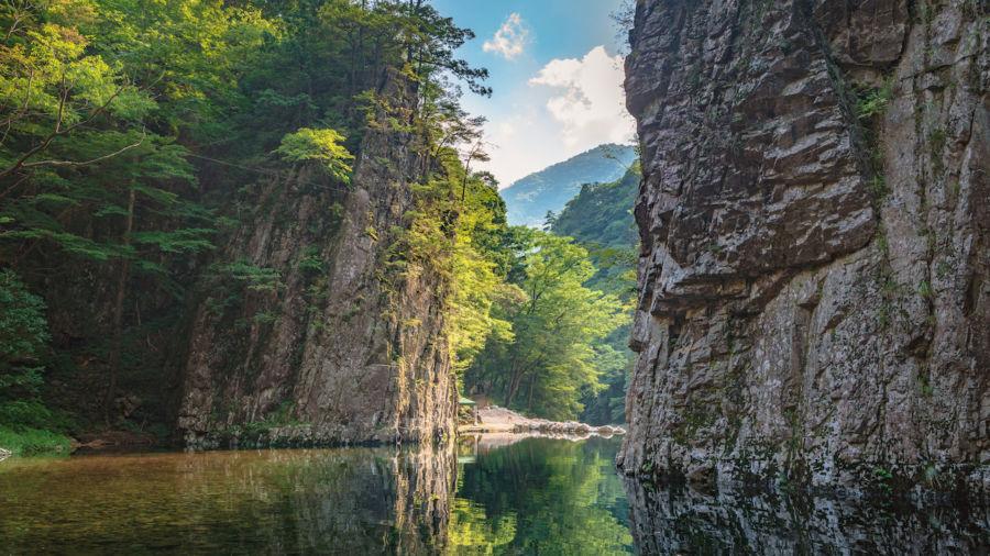 Four gorgeous day hikes near Hiroshima
