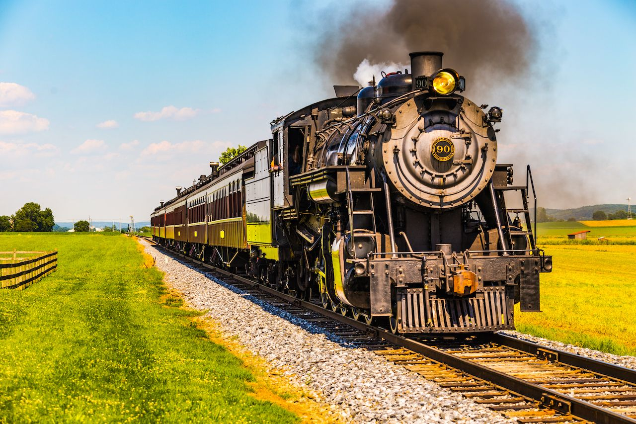 Strasburg Railroad, Ronks, Pennsylvania