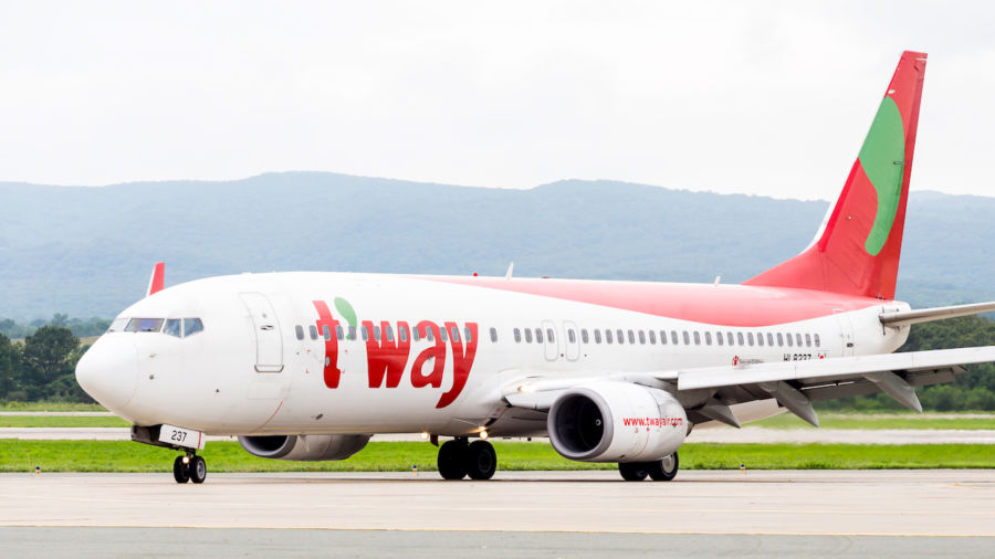 T'way Air flight delayed 11 hours after pilot lost his passport