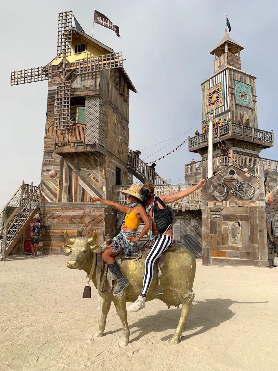Best Burning Man 2019 Art