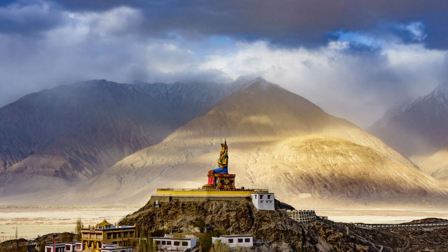 7 amazing monasteries to check out in Ladakh, India