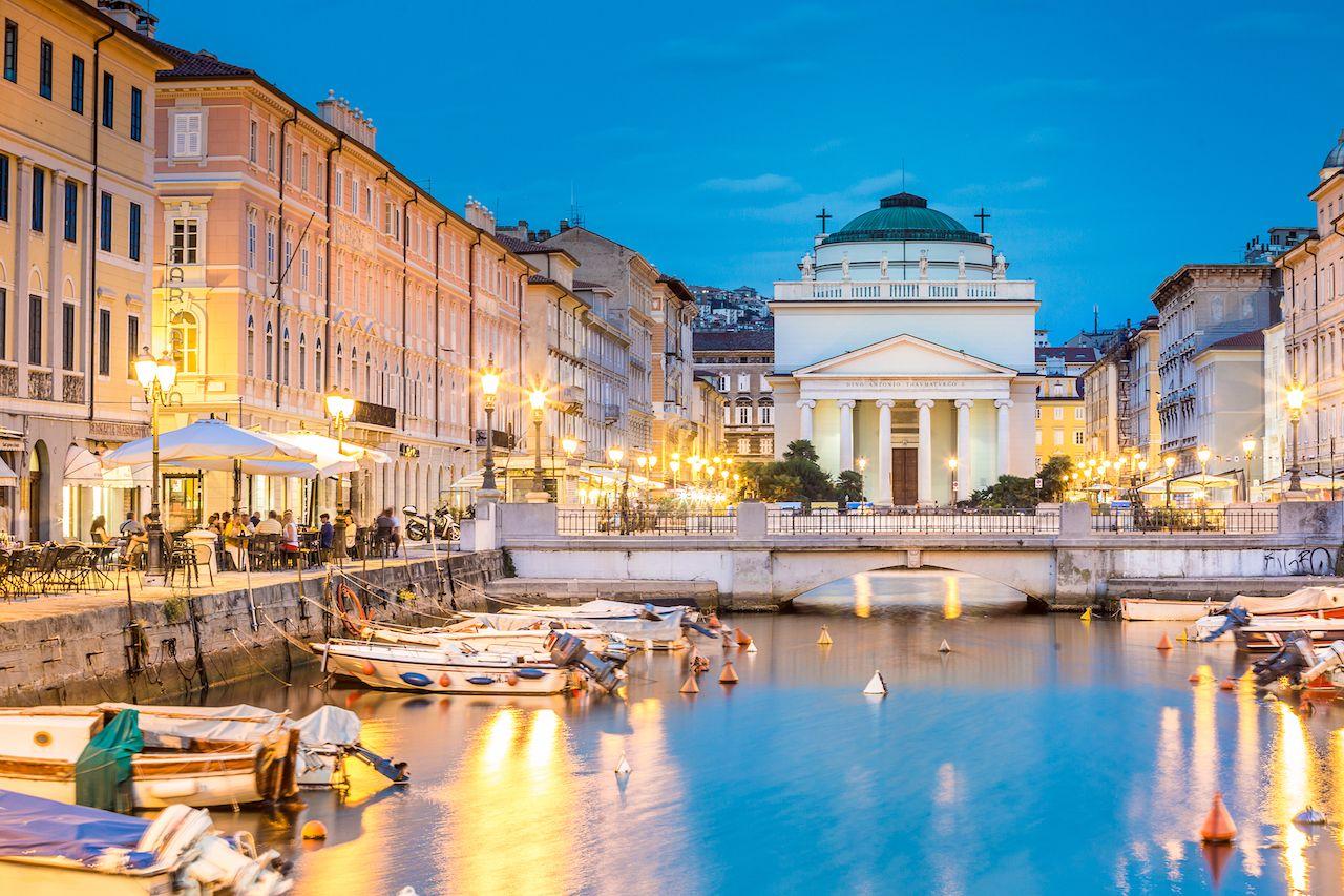 Trieste, Italy, Europe