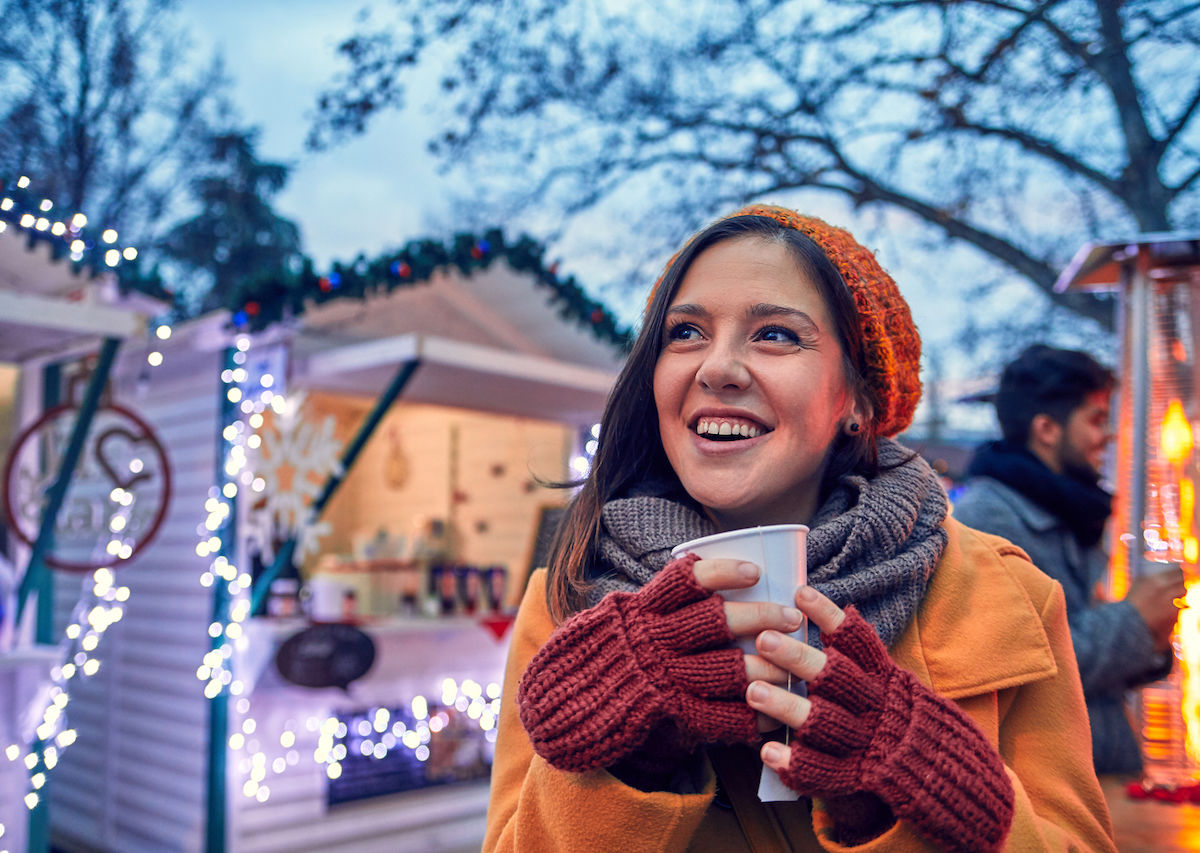 The 7 best ways to tour Europe's sparkling Christmas markets