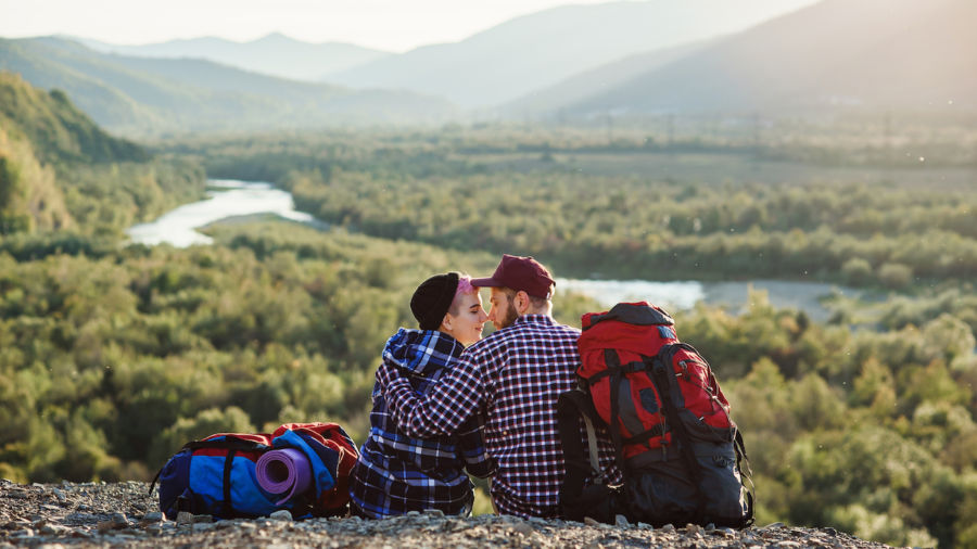 How to backpack with your partner (without breaking up)