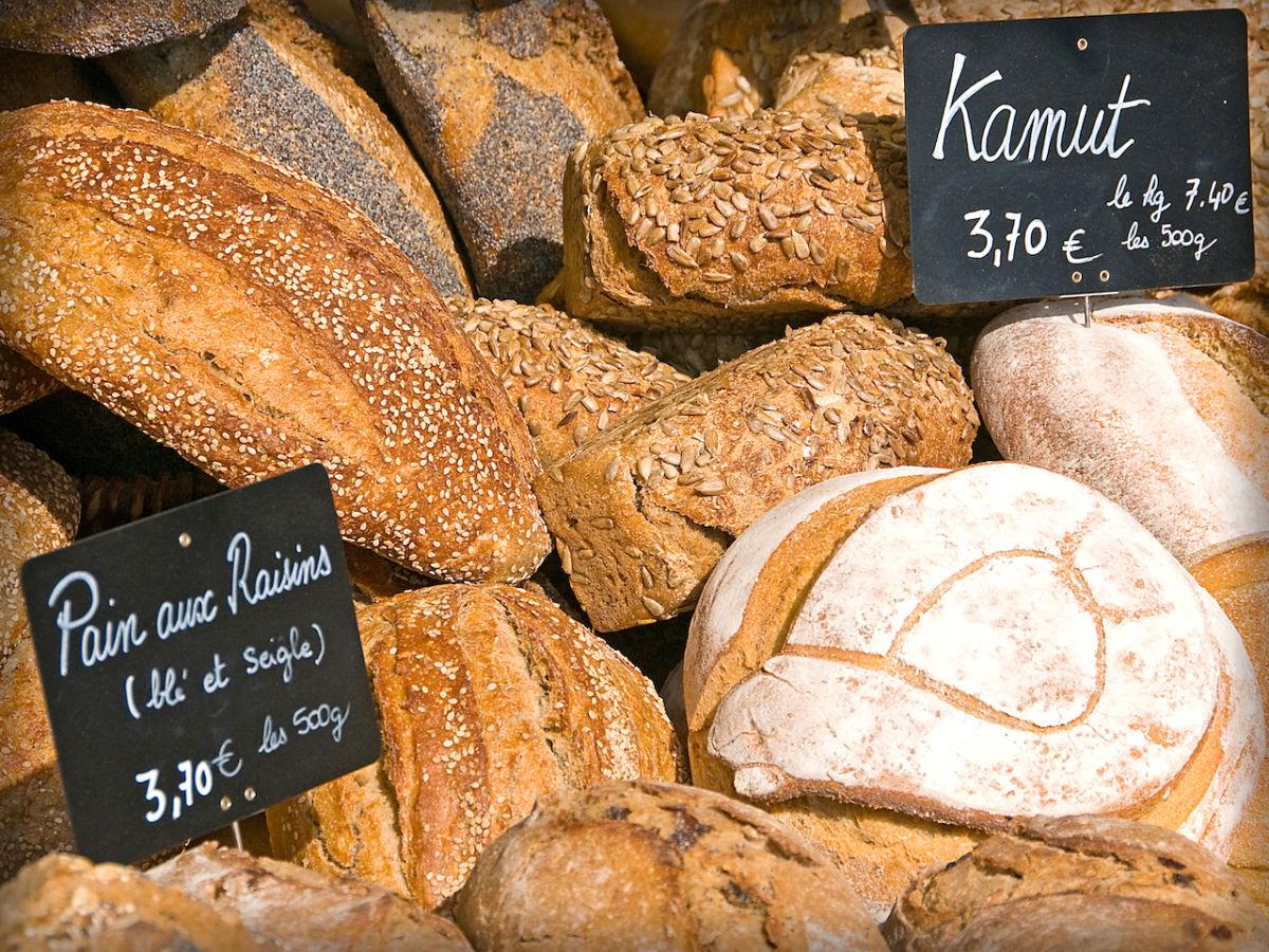 Bread lover's tour of Paris