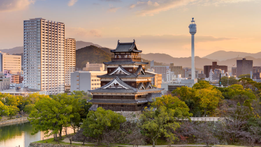 50 incredible experiences in 50 cities in Japan