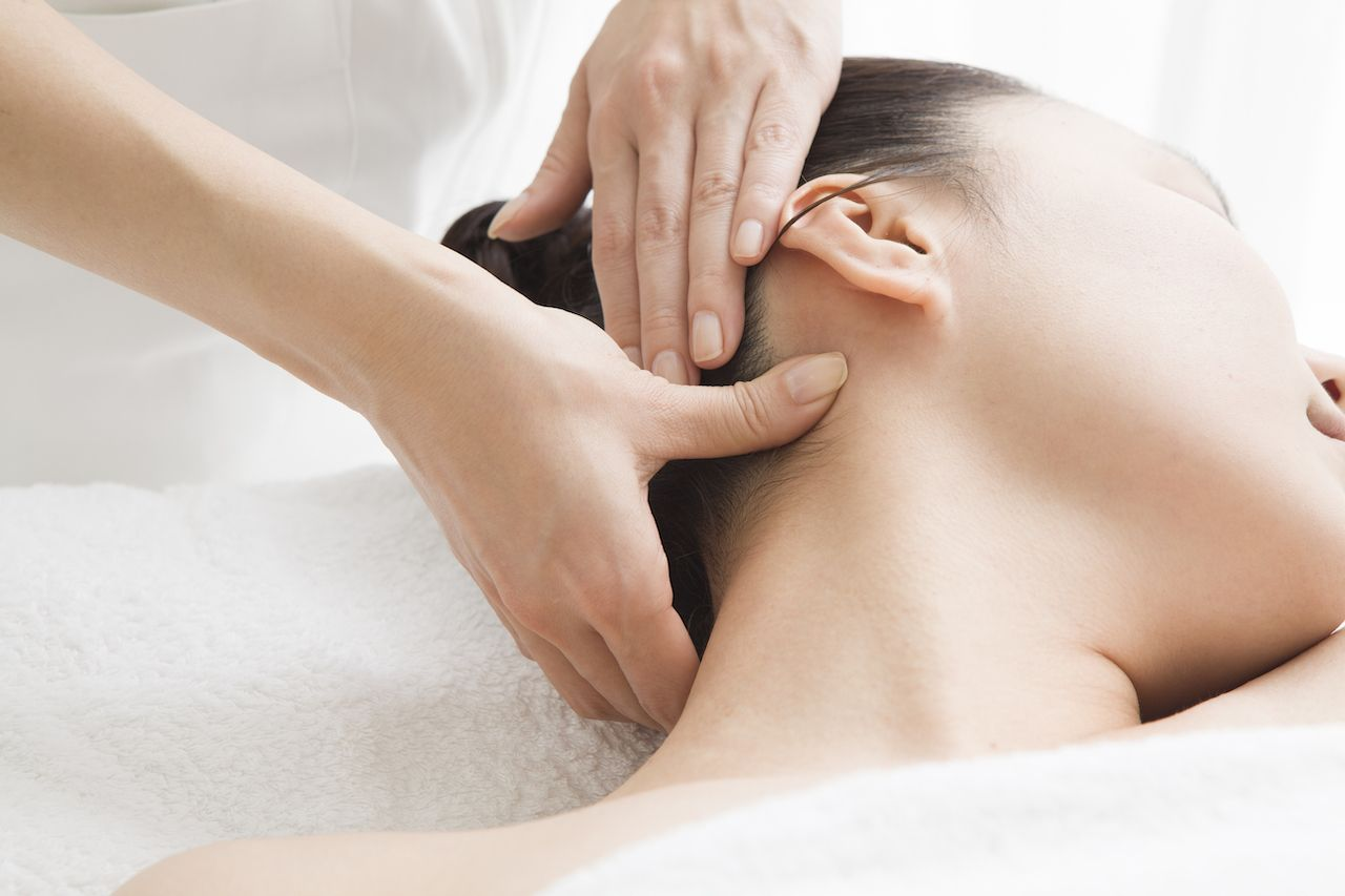 What is a tui-na Chinese massage