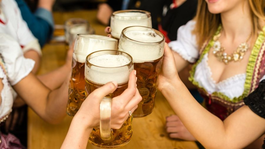 Oktoberfest revelers tried to steal nearly 100,000 beer steins in Munich this year