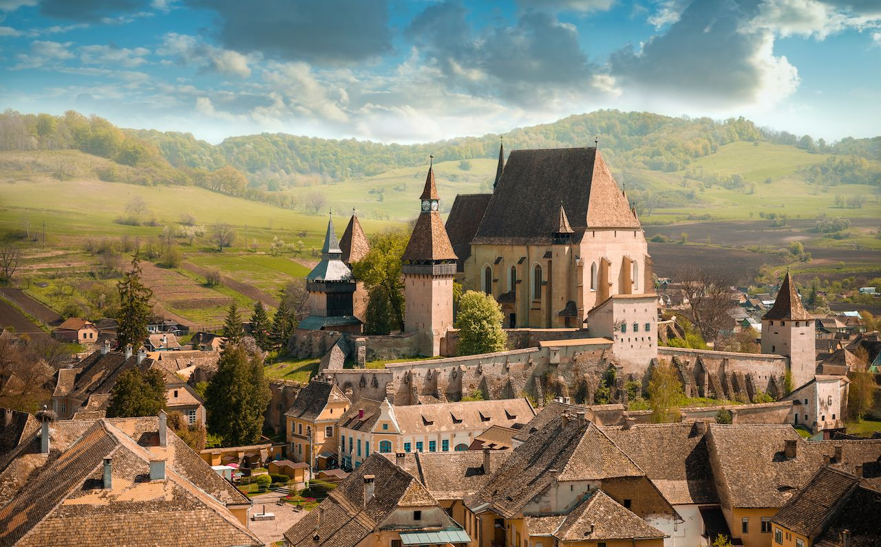 Transylvania's fortified churches