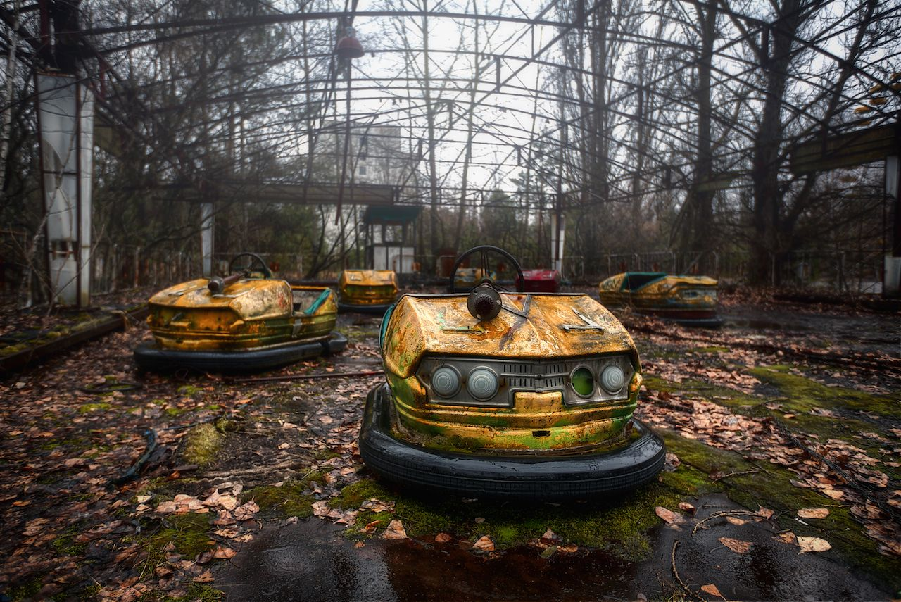 How to see Chernobyl in a day from Kiev and other day trips