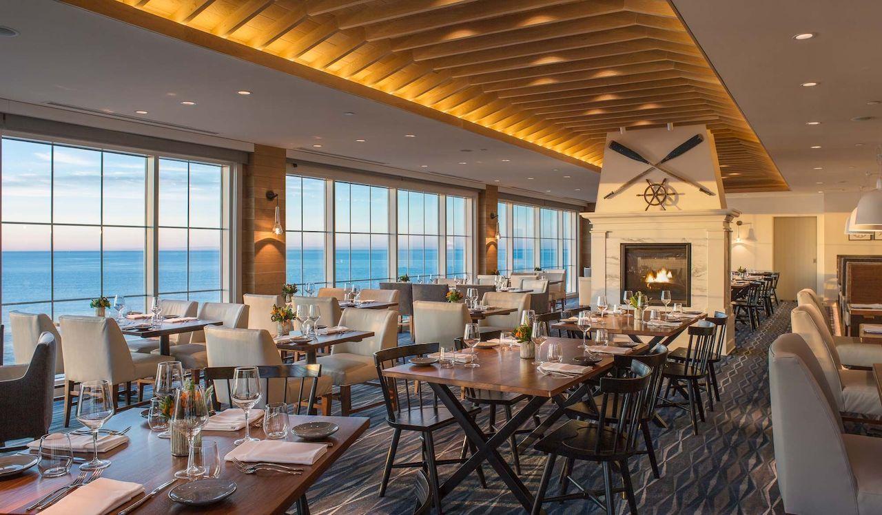 Cliff House Tiller restaurant