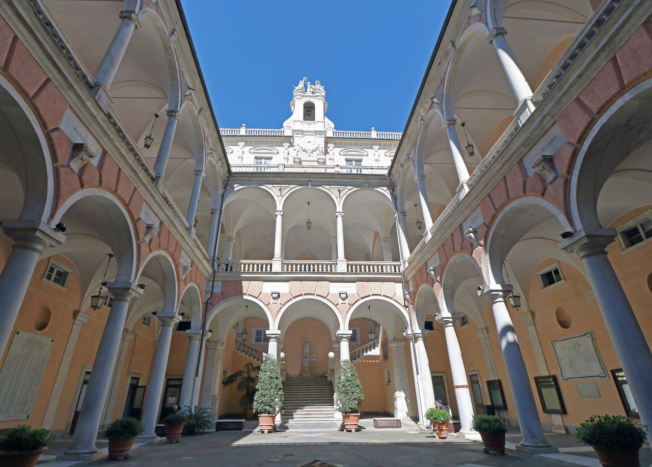 The Most Beautiful Palaces In Genoa Italy To Visit