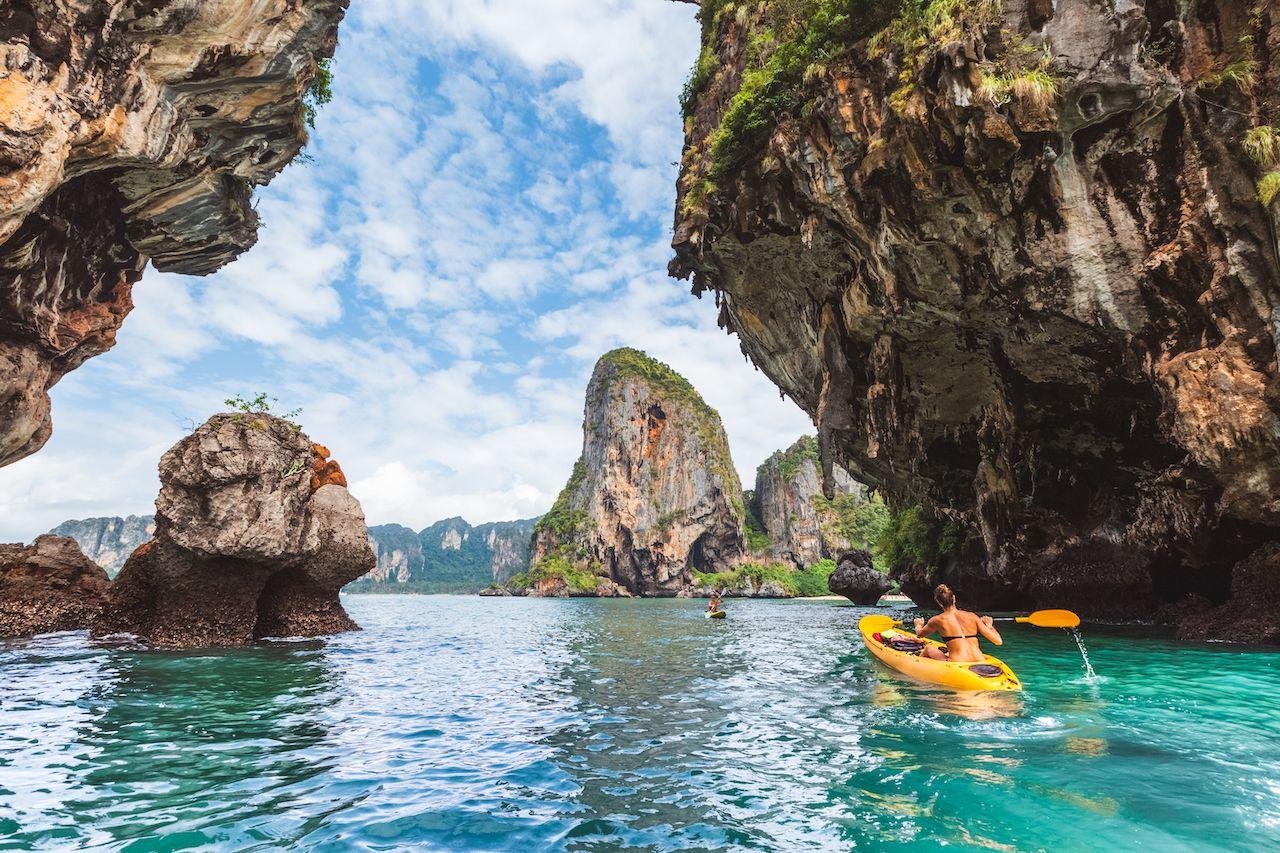 Best outdoors in Krabi, Thailand