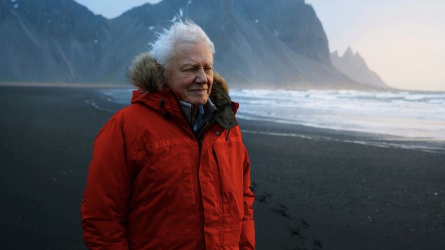 David Attenborough's new series 'Seven Worlds, One Planet' premieres this Sunday