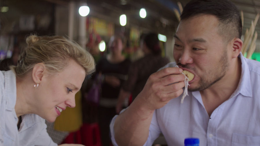 With 'Breakfast, Lunch, and Dinner,' David Chang proves we don't need a 'new' Anthony Bourdain