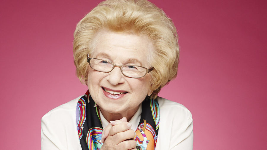 Dr. Ruth on why you need to have more quickie vacations — and quickie hotel sex