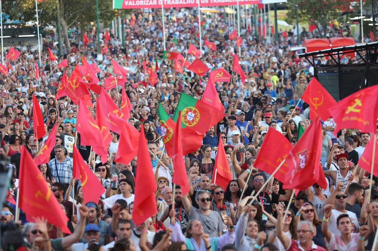 What is Portugal's Festa do Avante!