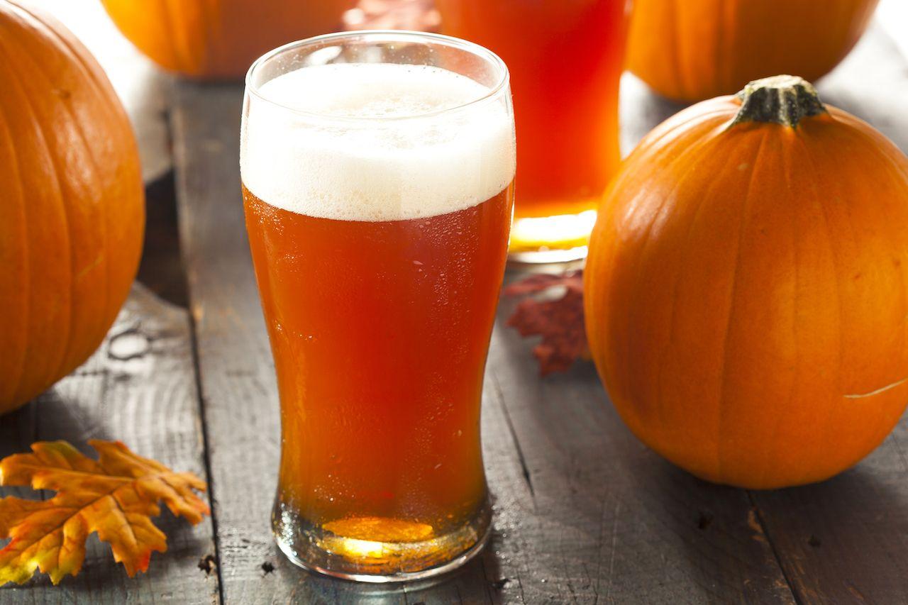 History of pumpkin beer in America