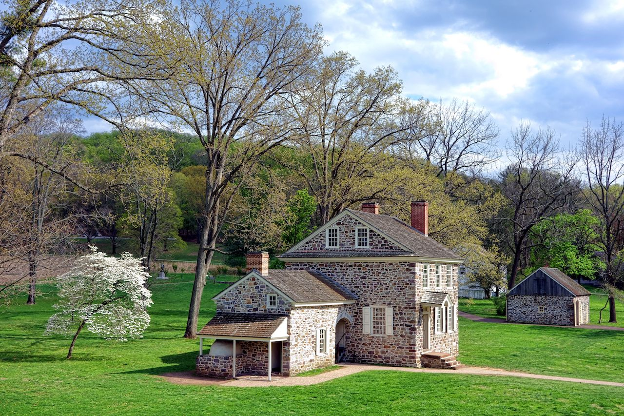 George Washington Headquarters of the American Revolutionary War