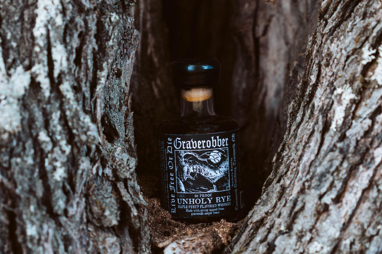 Tamworth Distilling Graverobber rye
