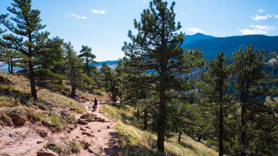 The four most exhilarating day hikes in Boulder, Colorado
