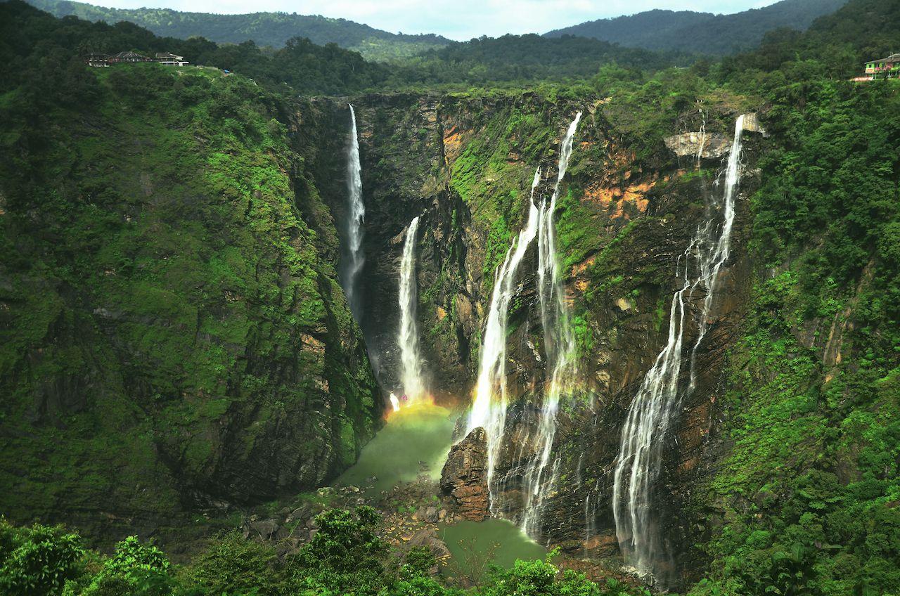 Jog Falls, Karnataka instagrammed waterfalls