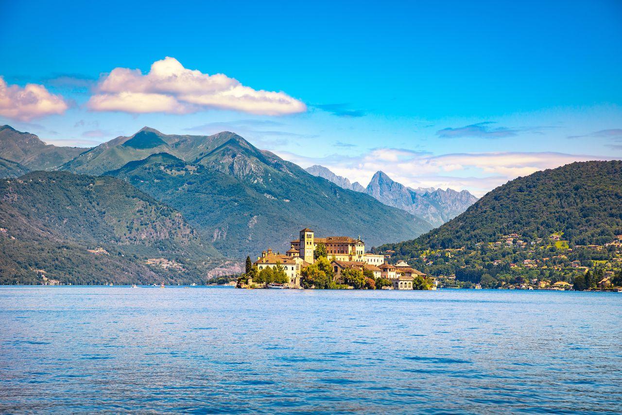 How to visit Lake Orta from Milan
