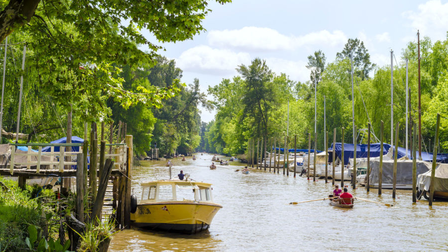 How to escape Buenos Aires for the day to Tigre, where Porteños go to relax
