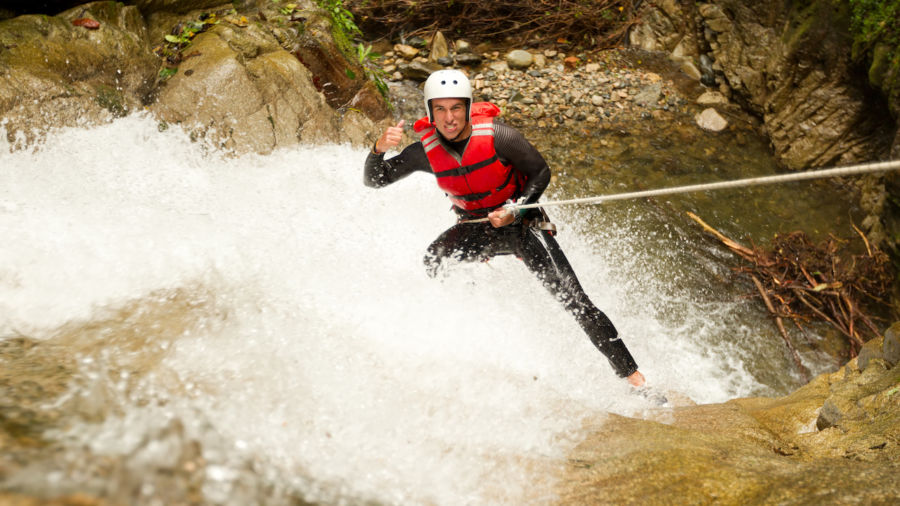 Canyoning is your next outdoor obsession. Here's where to try it.