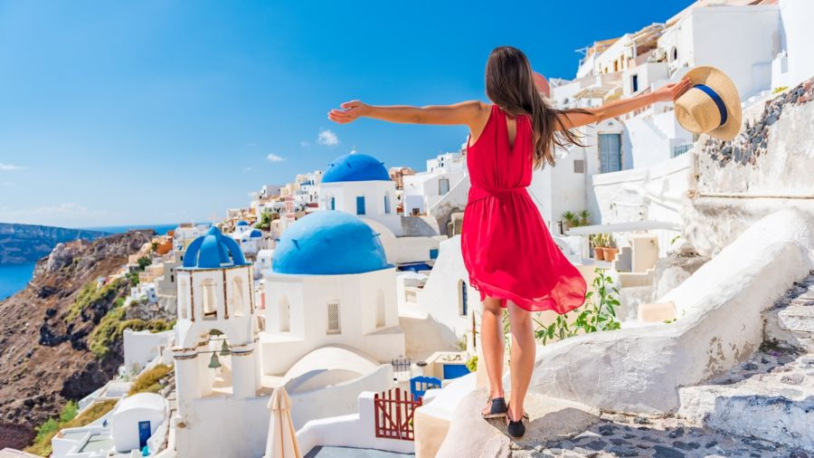 Get paid to travel through Greece and Instagram your trip