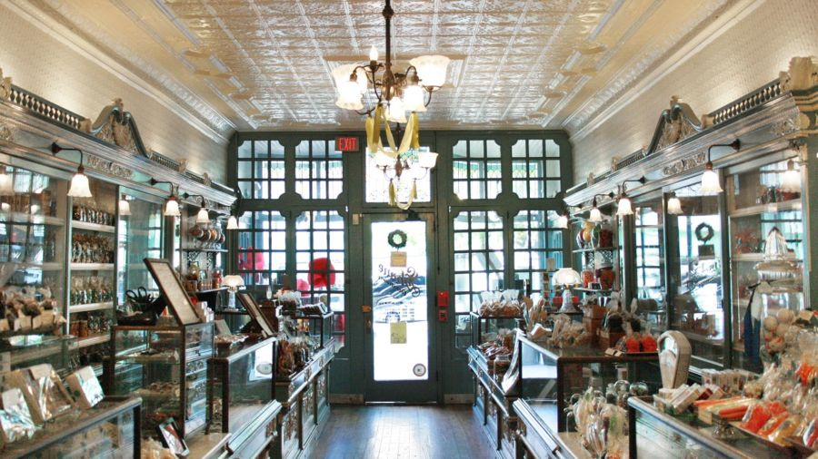The last great American candy stores keeping the tradition alive