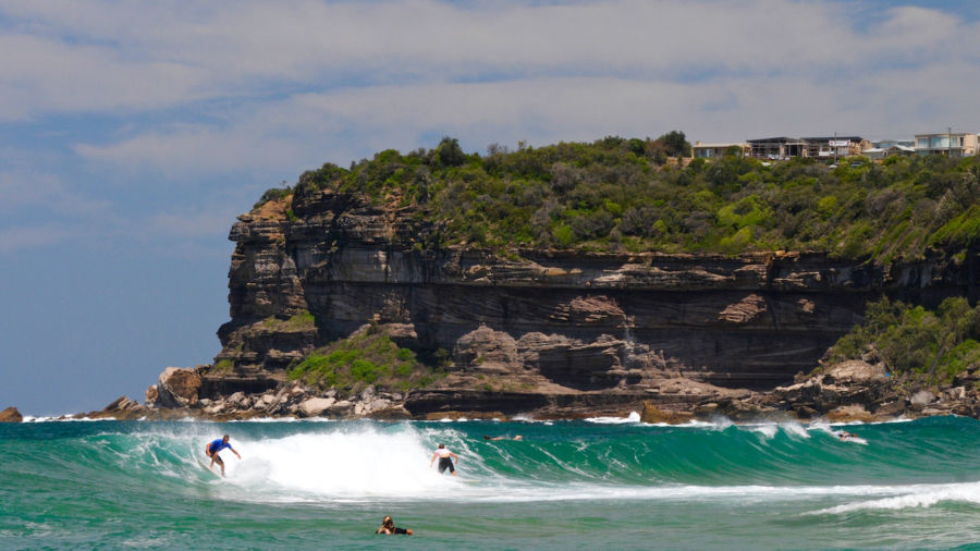 Sample Sydney's surfer lifestyle with a day in Avalon, Australia