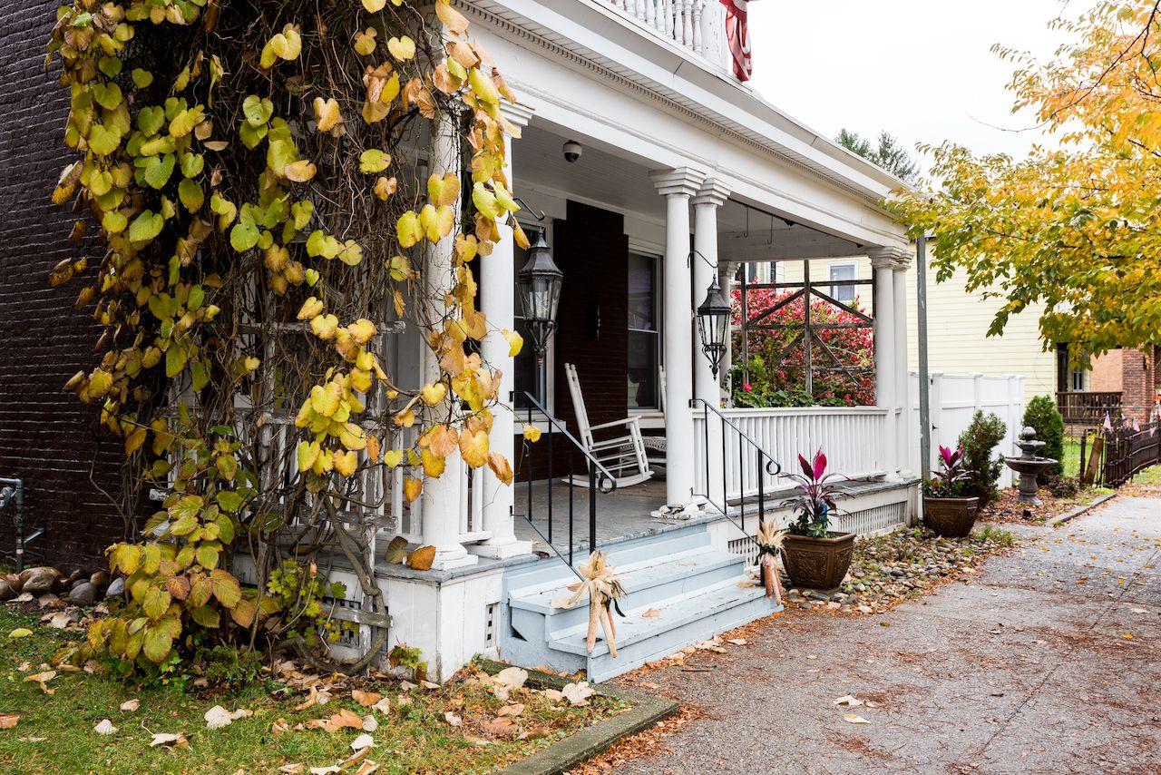 The Enslin Mansion
